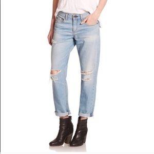 NWOT rag and bone boyfriend jeans
